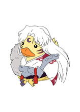 Load image into Gallery viewer, Ducky x Sesshomaru