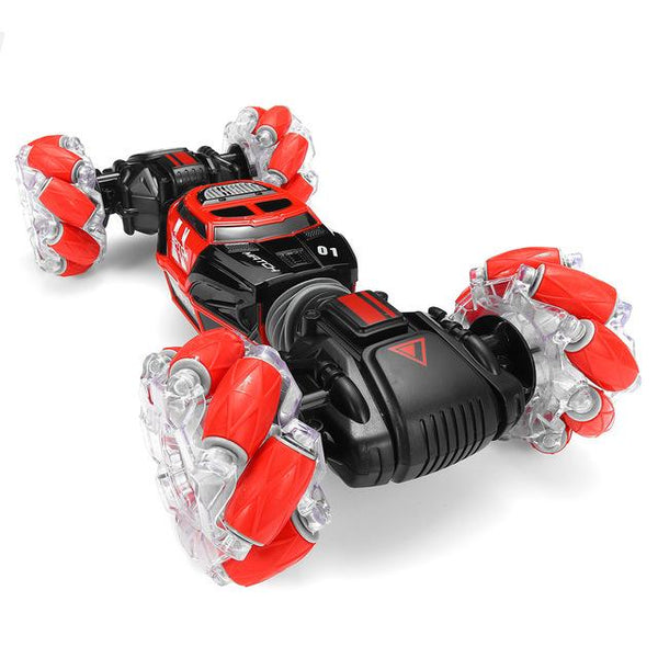 LED RC Car With Gesture Sensing