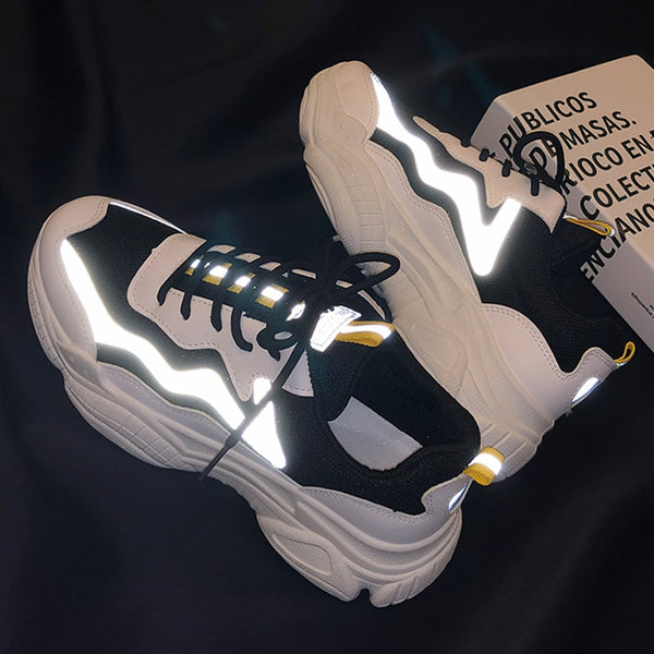 Reflective Chunky Sneakers (LIMITED EDITION!)