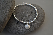 Load image into Gallery viewer, Silver Bawdsey Clam Bracelet