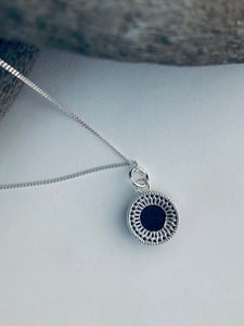 Blue Lapis Deep Sea Necklace