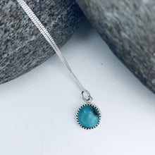 Load image into Gallery viewer, Turquoise Maya Sea Necklace