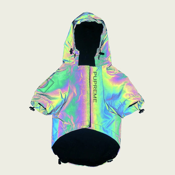 PRE-ORDER PUPREME REFLECTIVE WINDBREAKER