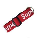 SUP DOG COLLAR * (RED)