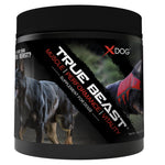 TRUE BEAST MUSCLE, PERFORMANCE, VITALITY SUPPLEMENT (BEEF)