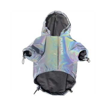 PUPREME REFLECTIVE WINDBREAKER