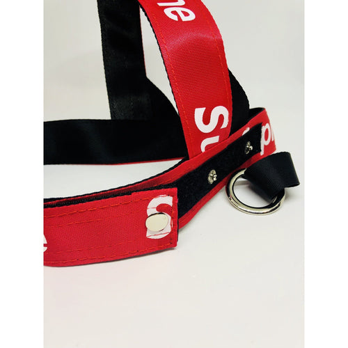 SUP DOG HARNESS (RED)