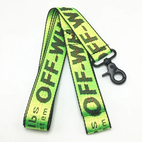OFF-WHITE LEASH (MONEY GREEN)