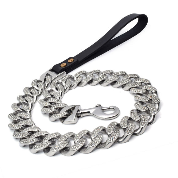 PHASMA DIAMOND LEASH
