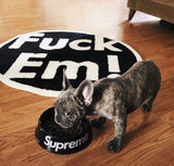 Supreme Pet Bowl (BLACK)