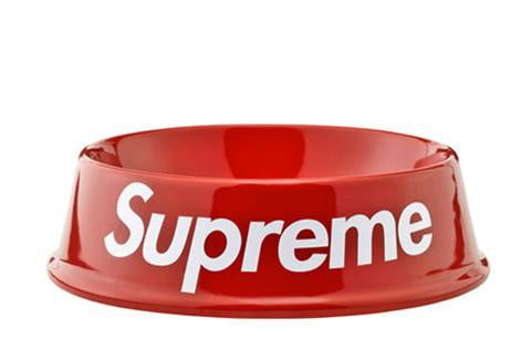 Supreme Pet Bowl (RED)