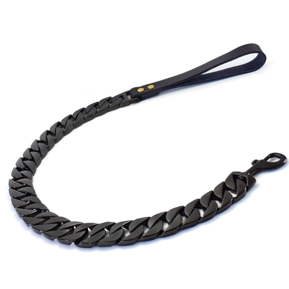 DARTH VADER LEASH (GLOSS BLACK)