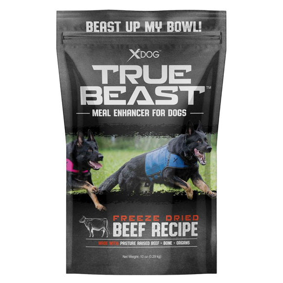 FREEZE DRIED BEEF (MEAL ENHANCER)