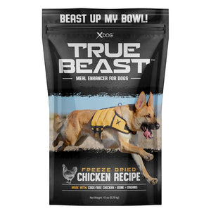 FREEZE DRIED CHICKEN (MEAL ENHANCER)
