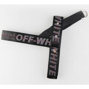 OFF-WHITE HARNESS (BLACK)