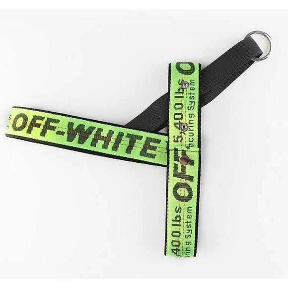 OFF-WHITE HARNESS (MONEY GREEN)