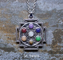 Load image into Gallery viewer, Sacred Geometry Pendants