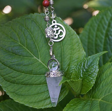"Load image into Gallery viewer, ""Magic"" Chakra-Buddha Pendulum"