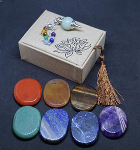 Magic Chakra Healing Set