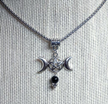 "Load image into Gallery viewer, ""Magic"" Goddess Pendant"