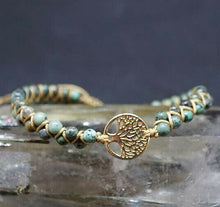 "Load image into Gallery viewer, ""Magic"" Tree of Life Bracelet"