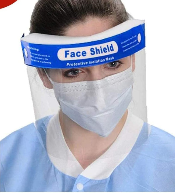 Protective Face Shield Anti Splash