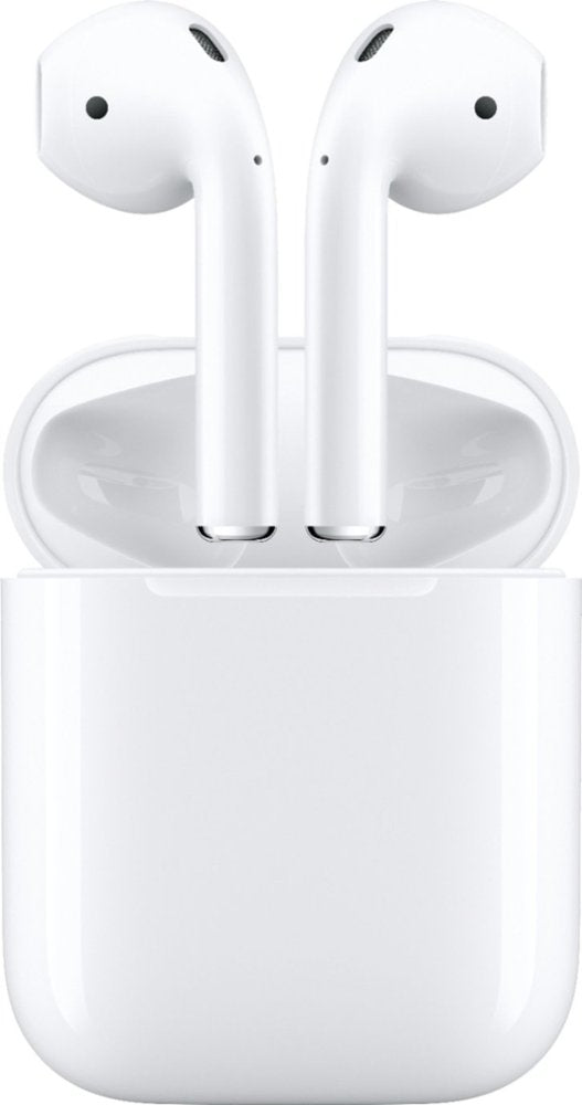 Apple AirPods 2nd Generation with Charging Case - (MV7N2AM/A)