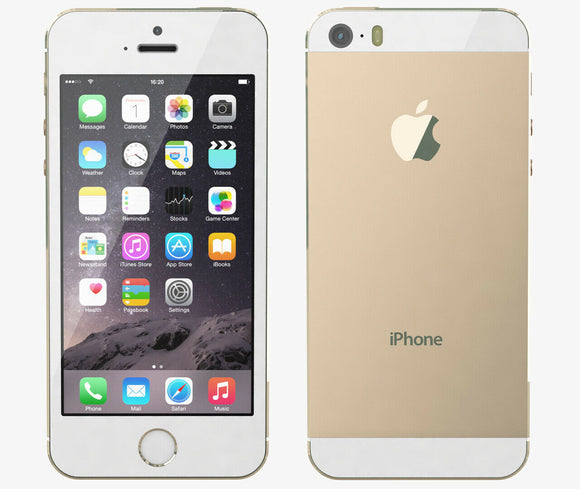 iPhone 5s - 16GB Unlocked Gold (A1530) UNLOCKED