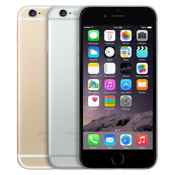 iPhone 6 Unlocked A1586 (ORIGINAL PRE-OWNED)