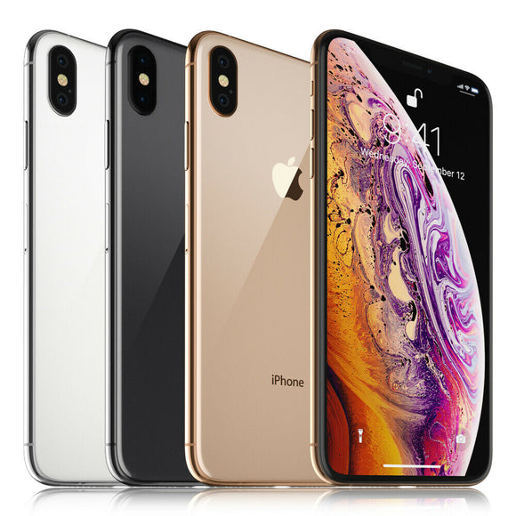 iPhone Xs Max (A1921) Unlocked (New)
