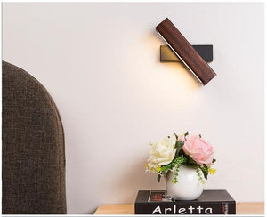Varo - Rotated LED Lamp - Flowydecor