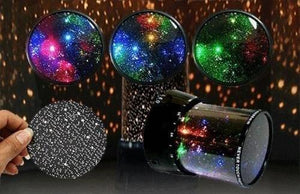 Cosmo Night Sky Projector Lamp - Flowydecor
