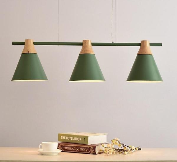Modern Nordic Linear Hanging Lamps