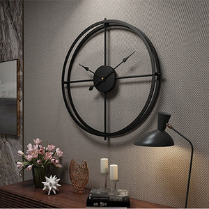 Oliver - Modern Decor Clock - Flowydecor