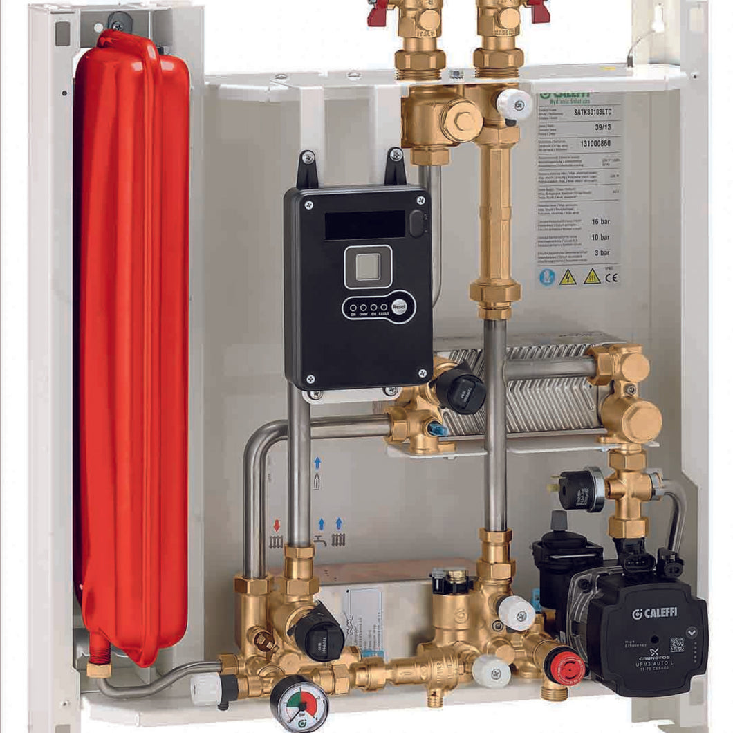 Caleffi SATK30103HE - Stockshed Limited | Heat Interface Unit (HIU) Division