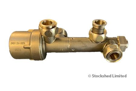 KaMo PM Valve 2-way for EON-units - Stockshed Limited | Heat Interface Unit (HIU) Division