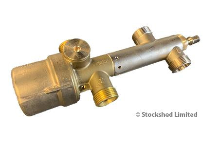 KaMo 3 Way PM Valve Type 3 - Stockshed Limited | Heat Interface Unit (HIU) Division