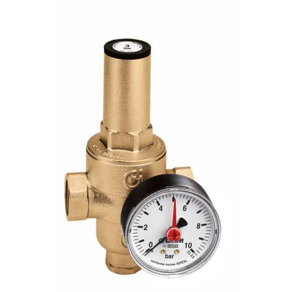 CA-536251 Caleffi Pressure Reducer - Stockshed Limited | Heat Interface Unit (HIU) Division