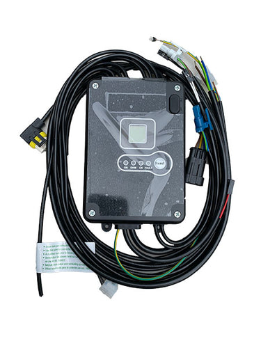 SATKF0301 Caleffi Electronic Regulator for SATK30 - Stockshed Limited | Heat Interface Unit (HIU) Division