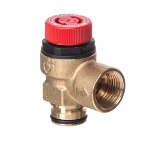 Caleffi Safety relief valve