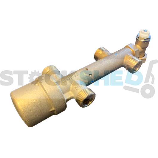 Meibes PM Valve for Blu Climate HIU - Stockshed Limited | Heat Interface Unit (HIU) Division