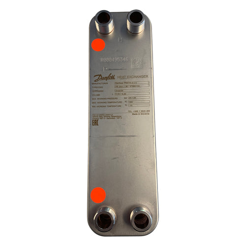Danfoss Redan Heat Exchanger HEX XB06H-1 26 - Stockshed Limited | Heat Interface Unit (HIU) Division