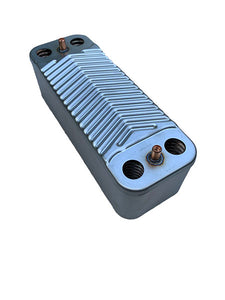 SATKF0005 Caleffi Plate Heat Exchanger for Heating - Stockshed Limited | Heat Interface Unit (HIU) Division