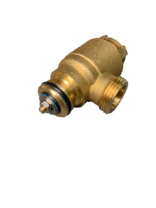 SATKF0039 Caleffi 2-Way Modulating Valve (1.65 bar) - Stockshed Limited | Heat Interface Unit (HIU) Division