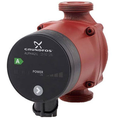 Grundfos Alpha 2L 15-50 130 Replacement Pump - Stockshed Limited | Heat Interface Unit (HIU) Division