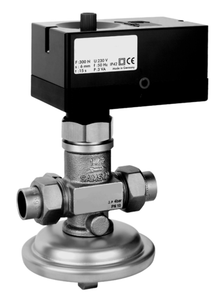 Ormandy Flow Controller & Flow Control Valve - Stockshed Limited | Heat Interface Unit (HIU) Division