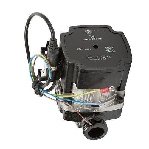 Grundfos UPM3 OEM Flex AS 15-70 HIU Pump - Stockshed Limited | Heat Interface Unit (HIU) Division