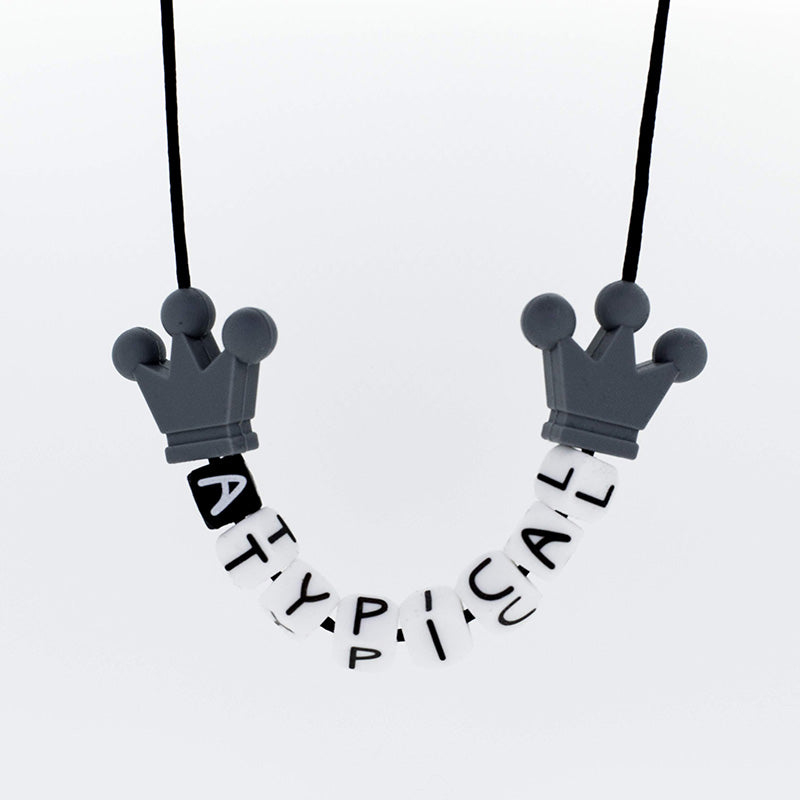 Chewie Necklace - Atypical 'Message'