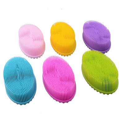 Silicone Sensory Therapy Brush