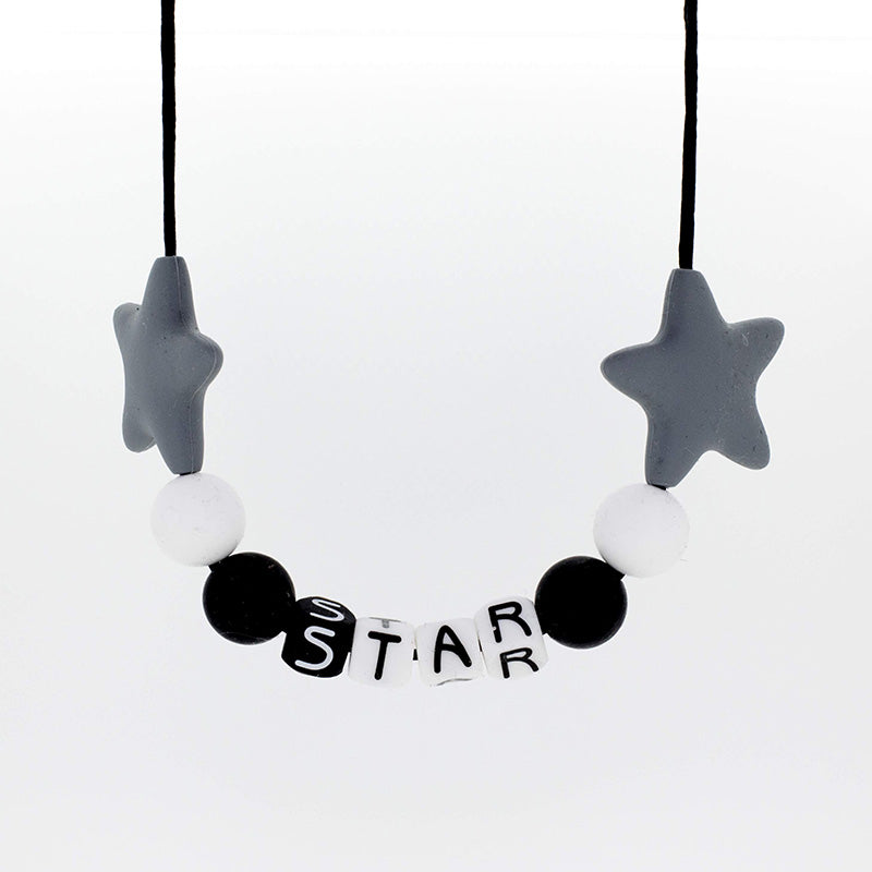 Chewie Necklace - Star 'Message'